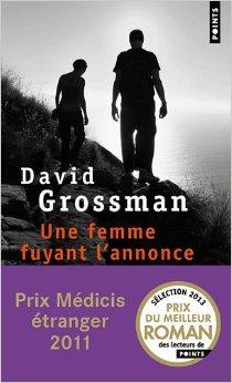 """[Editions Points] """"Une femme fuyant l'annonce"""" de David Grossman 51arky10"""