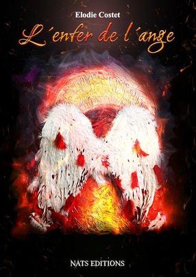 "[Nats Editions] ""L'enfer de l'ange"" d'Elodie Costet 79232e10"