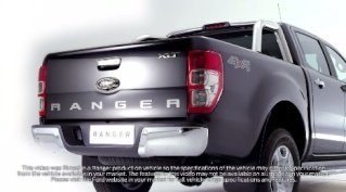 2015 - [Ford] Everest / Ranger restylé - Page 2 Ranger12
