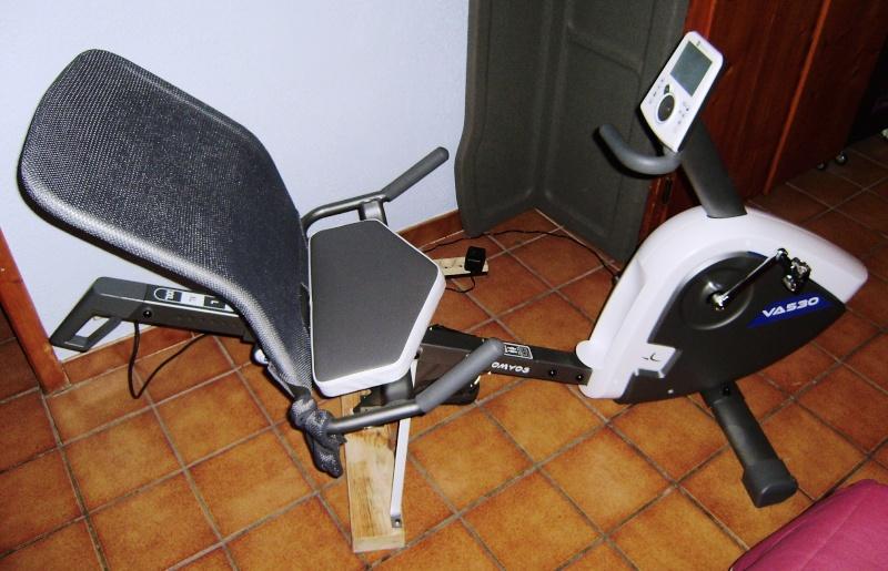 Home trainer - Vélo couché d'appartement - Page 3 P4130010