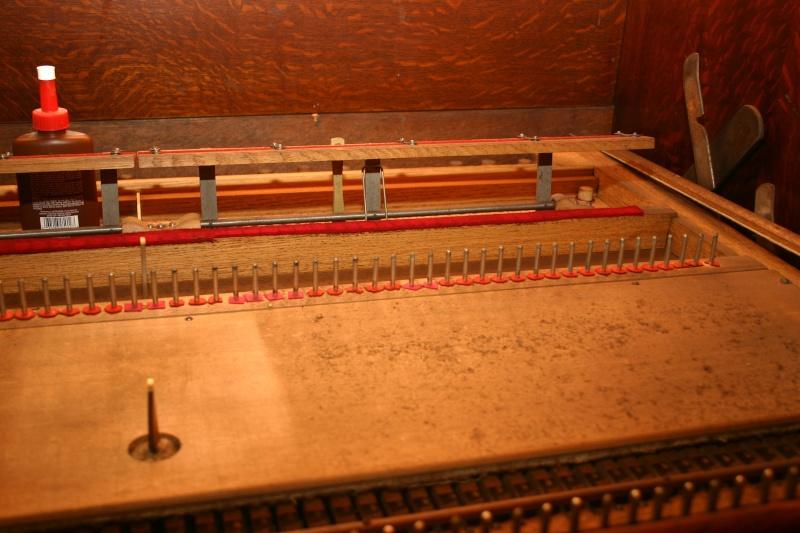 Alexandre à mains doublées 2 claviers Clavie10