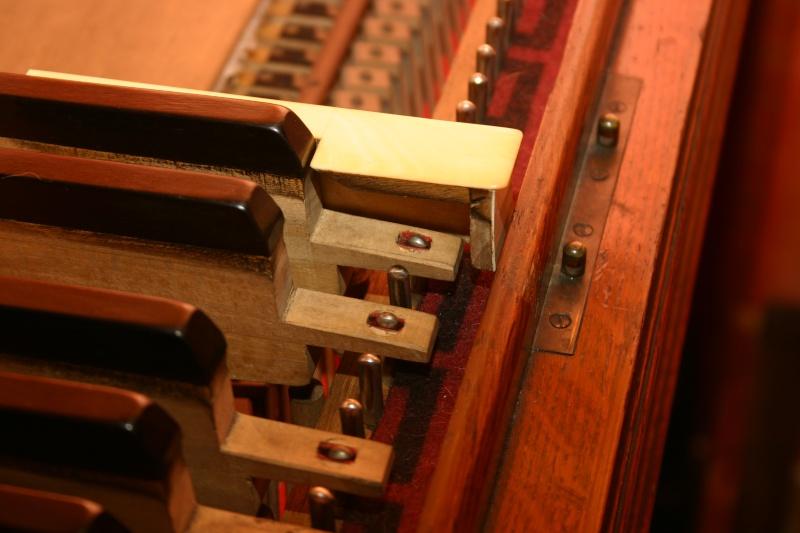 Alexandre à mains doublées 2 claviers Montag10