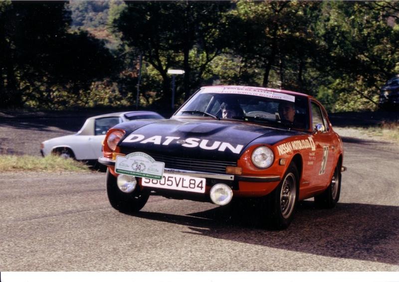 Monte Carlo 1973 repportage au coeur de l'assistance DATSUN 240_ra11