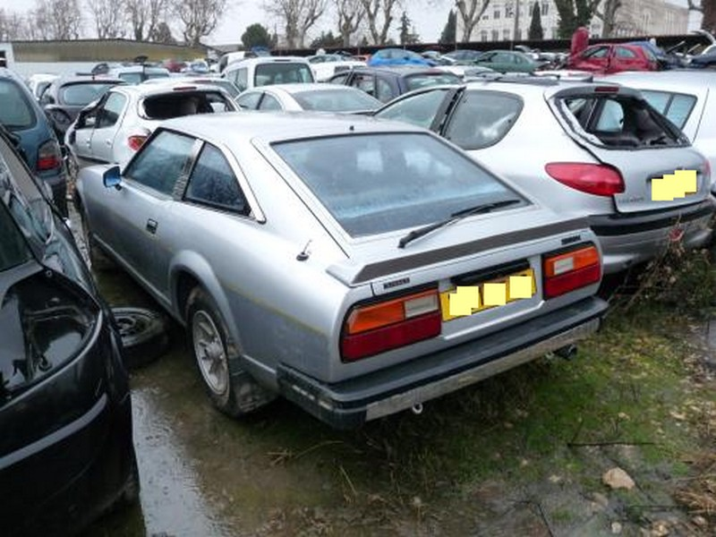 datsun 280ZX sauvé de l'immersion !!!! 280_zx30