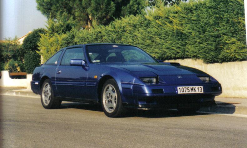 """NISSAN 300ZX 3.0L V6 TURBO de 1988 """"l'imprévu"""" 300zx_21"""