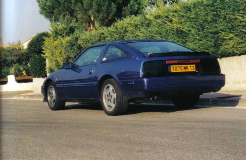 """NISSAN 300ZX 3.0L V6 TURBO de 1988 """"l'imprévu"""" 300zx_22"""