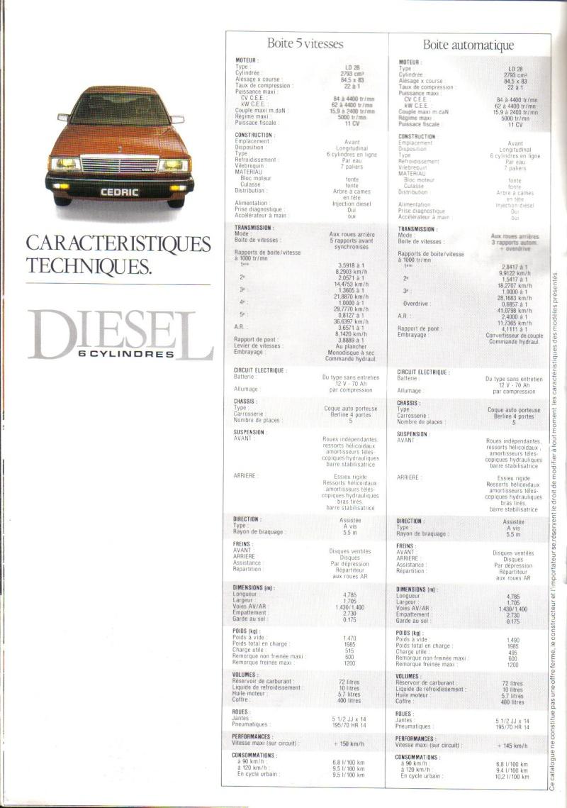 Topic Officiel DATSUN CEDRIC toutes générations! - Page 2 Cedric26