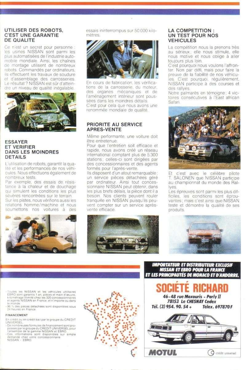 Topic Officiel DATSUN CEDRIC toutes générations! - Page 2 Cedric29