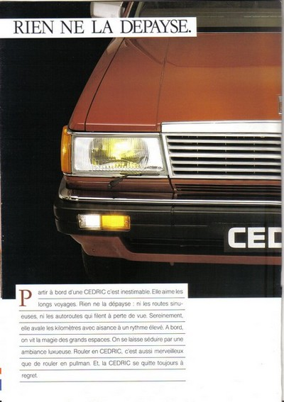 Topic Officiel DATSUN CEDRIC toutes générations! - Page 2 Cedric33