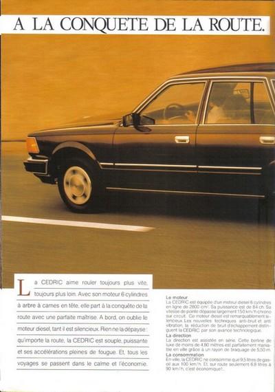 Topic Officiel DATSUN CEDRIC toutes générations! - Page 2 Cedric35