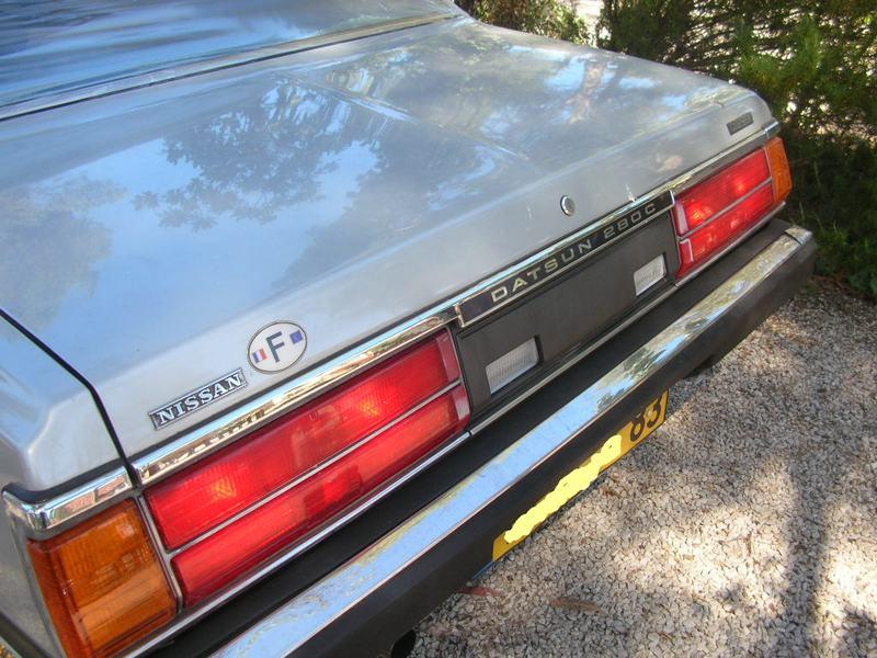 Topic Officiel DATSUN CEDRIC toutes générations! Datsun17