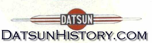 Historique : DATSUN et les CIRCUITS Datsun26