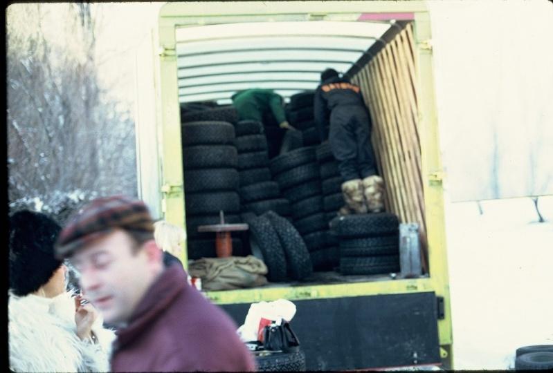 Monte Carlo 1973 repportage au coeur de l'assistance DATSUN Tn10