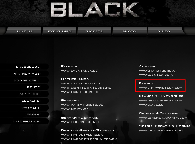 [ BLACK (BE) - 20 Mars 2010 - Ethias Arena - Hasselt - BE ] Parten10