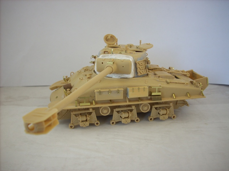 M 51 Super Sherman Academy 1/35 M51-1010
