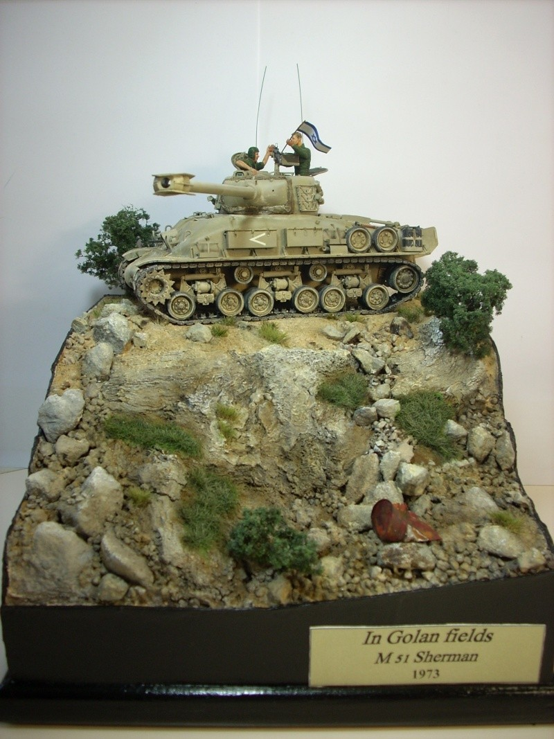 M 51 Super Sherman Academy 1/35 - Page 2 M51-1710