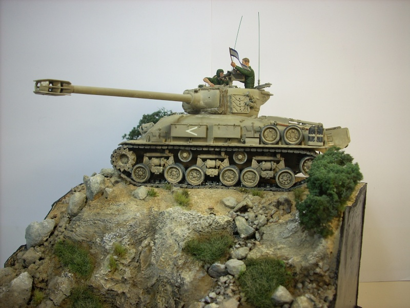 M 51 Super Sherman Academy 1/35 - Page 2 M51-1810