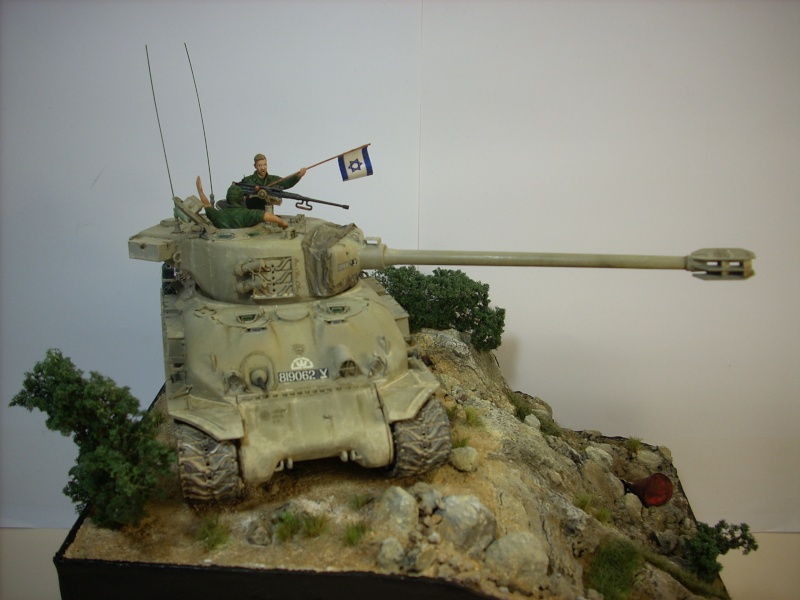 M 51 Super Sherman Academy 1/35 - Page 2 M51-2010