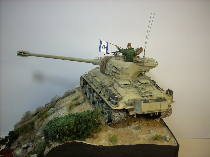 M 51 Super Sherman Academy 1/35 - Page 2 M51-2110