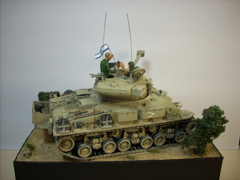 M 51 Super Sherman Academy 1/35 - Page 2 M51-2310