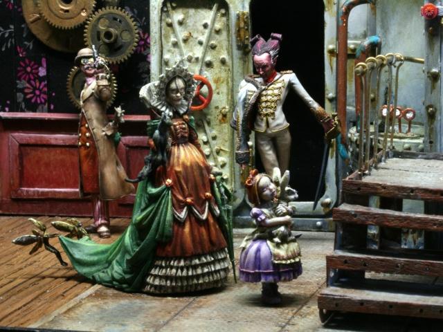 Steampunk ou Fantaisie Victorienne , la fin......ou, presque la fin !!!! - Page 4 Img_1041