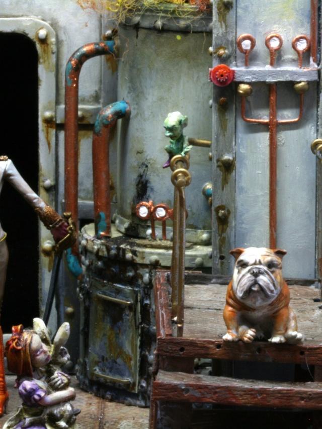 Steampunk ou Fantaisie Victorienne , la fin......ou, presque la fin !!!! - Page 4 Img_1113