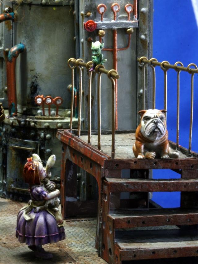 Steampunk ou Fantaisie Victorienne , la fin......ou, presque la fin !!!! - Page 4 Img_1114