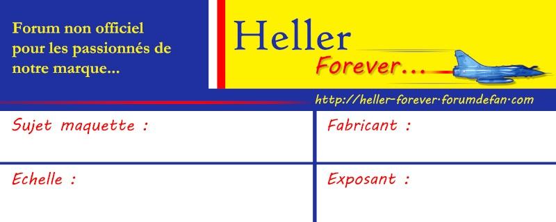 kit HELLER-FOREVER pour les expos  Flyere15