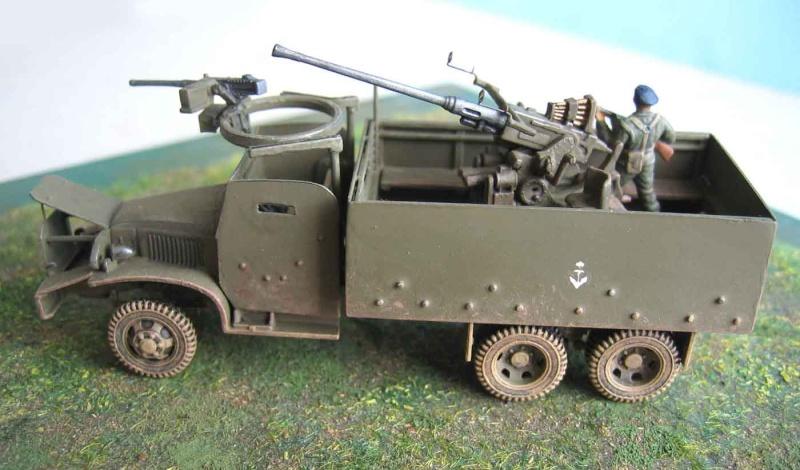 GMC blindé en Indochine - Conversion sur base Heller. Gmc_1112