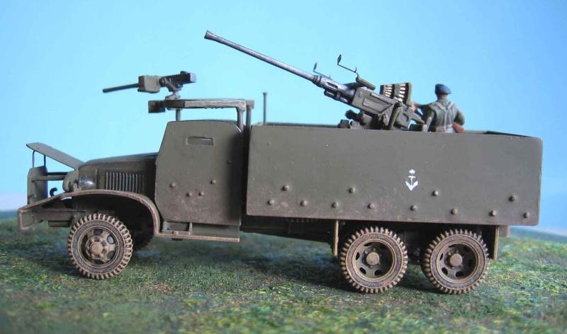 GMC blindé en Indochine - Conversion sur base Heller. Gmc_1612