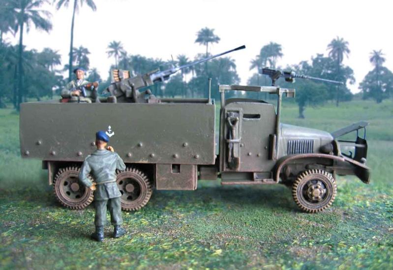 GMC blindé en Indochine - Conversion sur base Heller. Gmc_1812