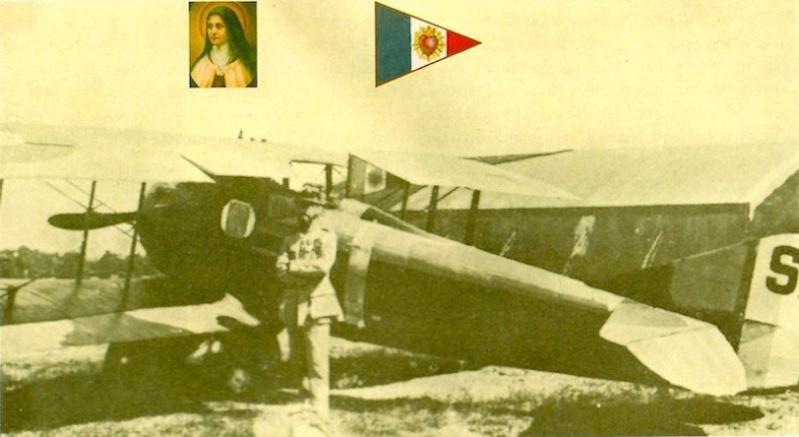 """Concours 1ere Guerre Mondiale [Eduard] - SPAD XIII de """"l'As Abbé"""". Spad_x15"""