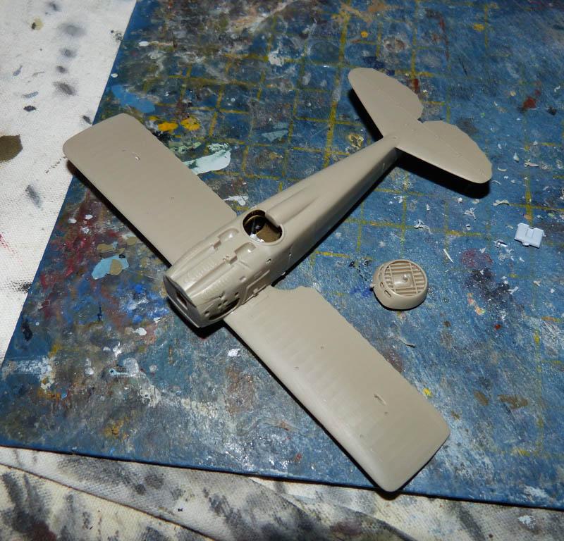 """Concours 1ere Guerre Mondiale [Eduard] - SPAD XIII de """"l'As Abbé"""". Spad_x27"""