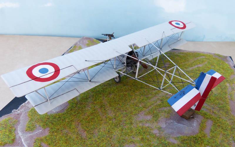 """[1914] [Flashback] - Voisin 3 - """"Première victoire aérienne"""". - Page 2 Voisin33"""