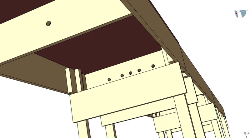 Module 100 x 30cm - Petit, court et beau Minima11
