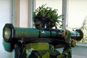 Arme anti blindé lourd AT4 At410