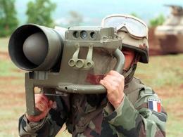 Arme anti char ERYX Eryx10