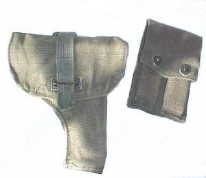 Le  Pistolet automatique de 9 mm modèle 1950 Etui2011