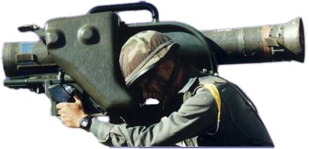 Missile léger anti-char MILAN Milan010