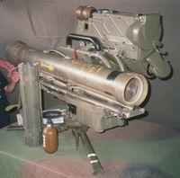 Missile léger anti-char MILAN Milan11
