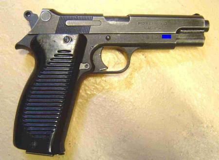 Le  Pistolet automatique de 9 mm modèle 1950 Pa20ma10
