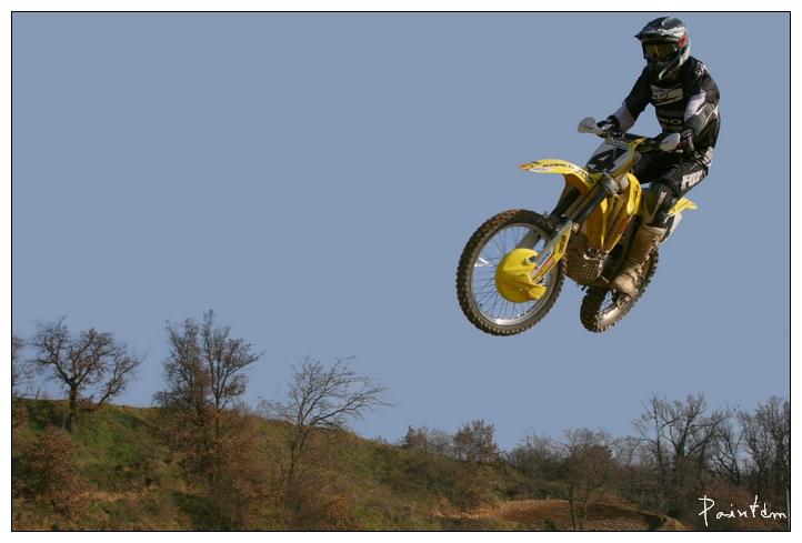Moto cross 3284010
