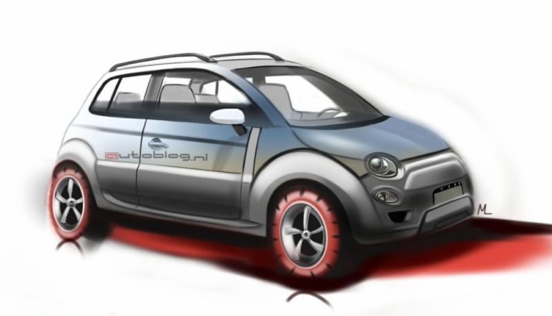 2014 - [Fiat] 500X Fiat2010