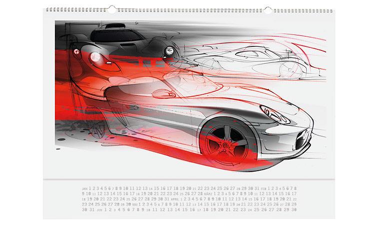 Design Porsche !! Zoom10