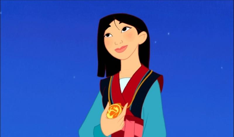 Baccalauréat en images (Disney). - Page 23 Mulan-10