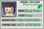 BlueRain Animal11