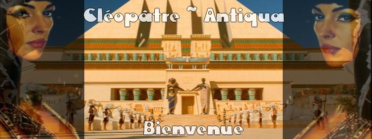 Cléopâtre Antiqua