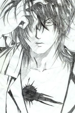 Kira Sakuya - Angel Sanctuary Kira10