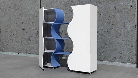 [Etagère/meuble rangement] Twin by Zeynep CINISLI Etag_010