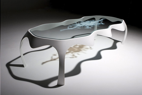 [Table] Coffee Table by HELLOVON STUDIO Table_10